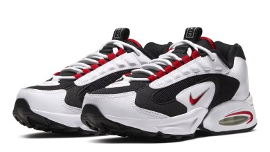 Photo of Release Date For New Nike Air Max Triax 96 'University Red'