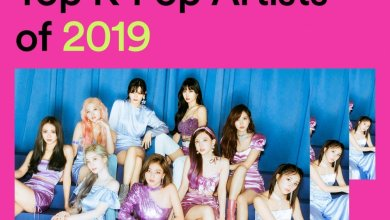Photo of Check Out Spotify's 2019 Most Streamed K-Pop Artist