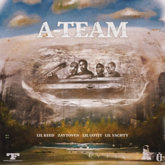 Zaytoven, Lil Yachty, Lil GotIt and Lil Keed A-Team