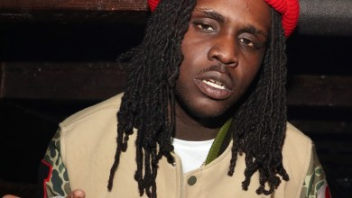 Photo of Footage Shows Chief Keef Handcuffed In Mexico By Custom