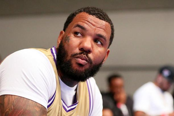 The Game loses label