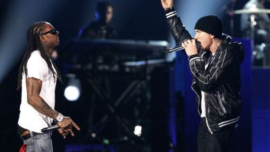 Photo of Eminem Features On Lil Wayne's Young Money Radio: Listen