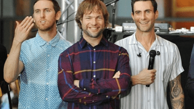 Photo of Mickey Madden Of Maroon 5 Arrested, Charged With Domestic Violence