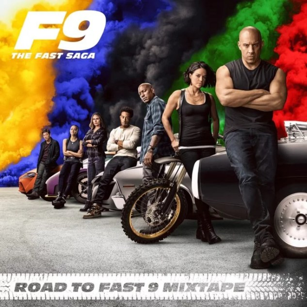 Road To Fast 9' Mixtape
