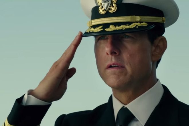 Top Gun Maverick A Quiet Place 2 release date