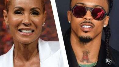 Photo of Jada Smith Denies Romance With August Alsina