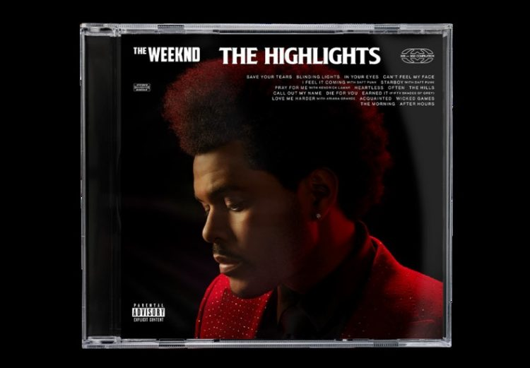 The Weeknd The Highlights Album