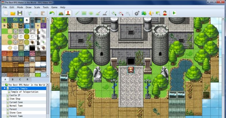RPG Maker VXAce Items by Ayenechan t