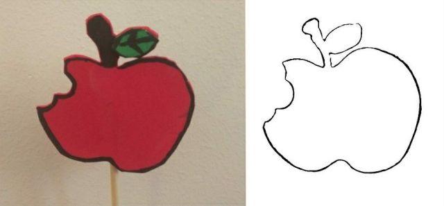 8-sorbos-de-inspiración-diy-photocall-blancanieves-manzana-complemento