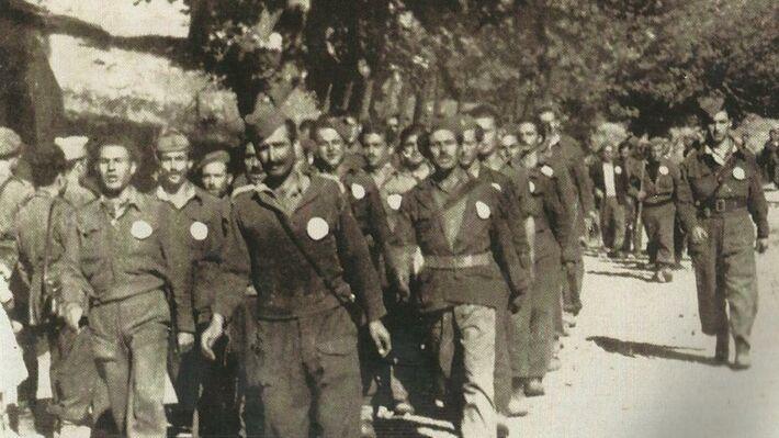 Η 3η Μεραρχία του ΔΣΕ Πελοποννήσου παρελαύνει