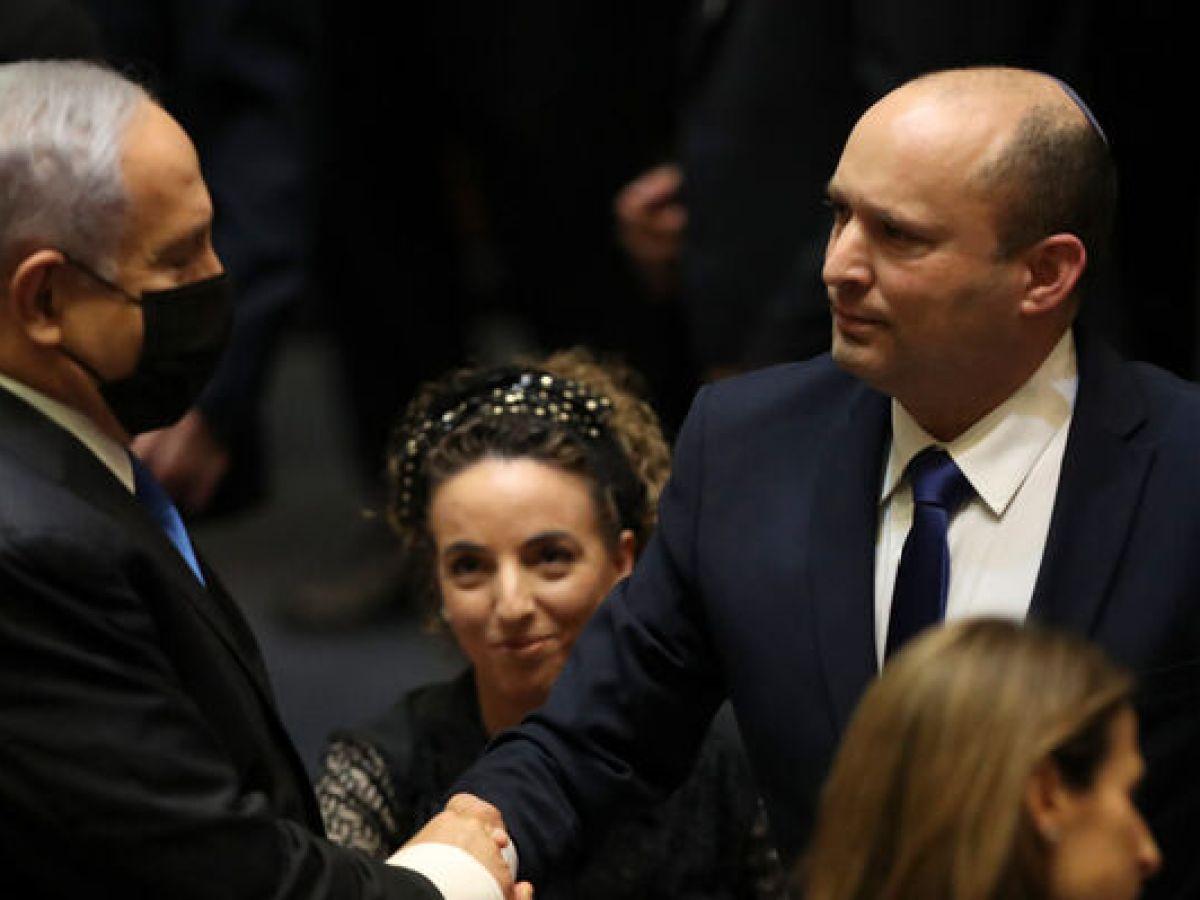 Ισραήλ:Κυβερνητική εναλλαγή με οριακή πλειοψηφία στη Βουλή
