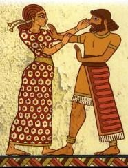Ishtar and Gilgamesh