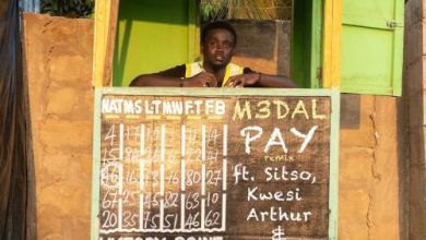Photo of M3dal – Pay (Remix) ft. Kwesi Arthur x Fameye & Sitso