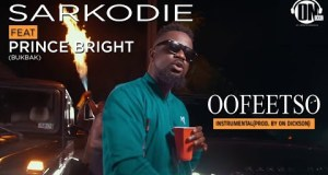 Instrumental: Sarkodie - Oofeetsor Ft. Prince Bright (Buk Bak) (Prod. By ON Dickson)