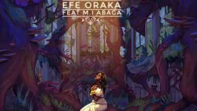 Photo of Efe Oraka – Zion ft M.I Abaga