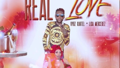 Photo of Vybz Kartel – Real Love ft. Lisa Mercedz (Prod. by TJ Records)