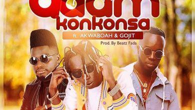 Photo of Patapaa – Adam Konkonsa ft. Akwaboah & Gojit (Prod.By Beatz Fada )