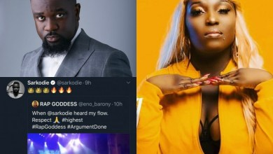 Photo of Sarkodie Gives Eno Barony's 'Argument Done' Thumbs Up- Eno Reacts