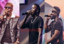 Photo of Shatta Wale jabs Sarkodie and Stonebwoy after being ranked by Billboard as number one