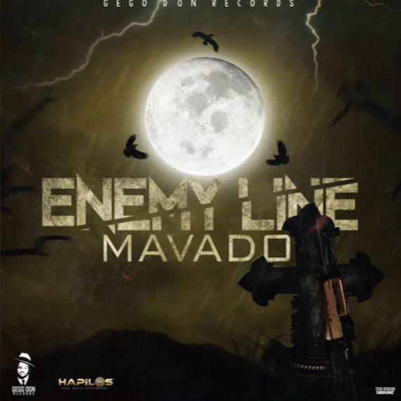 Mavado Enemy Line mp3 Download