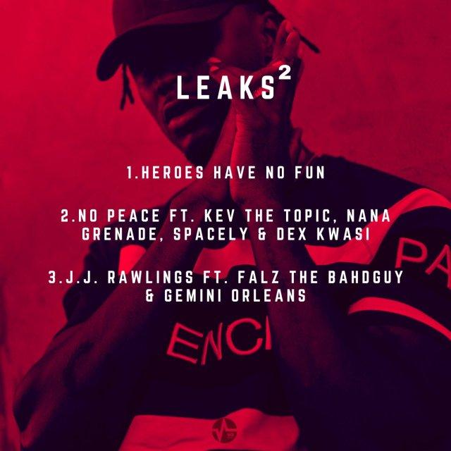 E.l Leaks 2 (Full Ep)