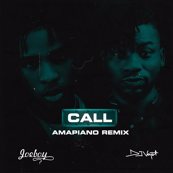 DJ Voyst – Call Amapiano Remix Mp3 Download