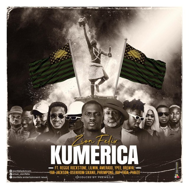 ZionFelix Kumerica Mp3 Download