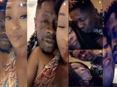 Shatta Wale speaks on chopping Efia Odo in 'Bad Man' music video.