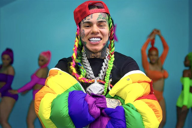 US Rapper 6ix9ine hospitalised after an overdose Controversial American rapper, Daniel Hernandez popularly known as Tekashi69 or 6ix9ine has been hospitalized after an overdose of diet pills and caffeine.
