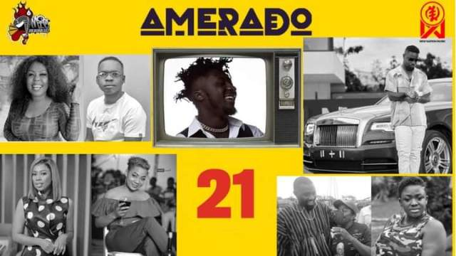 Amerado Yeete Nsem Episode 21 Mp3 Download.