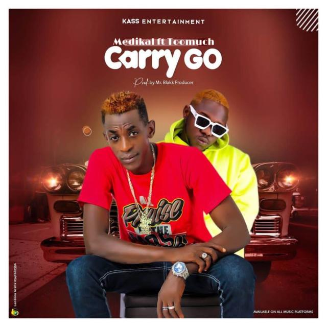 Medikal x Too Much Carry Go Mp3 Download.