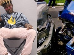Sad Video : Quamina MP Involved In An Accident.