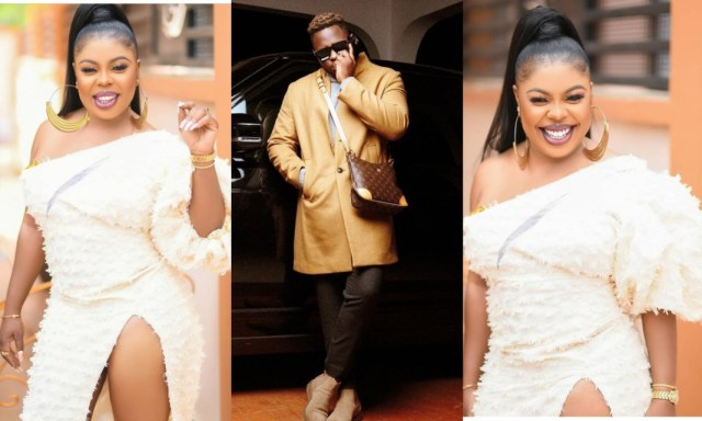 "Afia Schwarzenegger And Medikal To Drop A Single Titled ""Pandemic"""