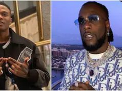 Burna Boy chills with Wizkid after fighting with Davido - Video.