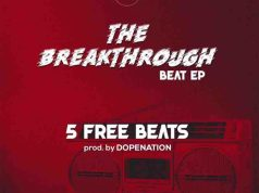 DopeNation Highlife (Instrumental) Mp3 Download