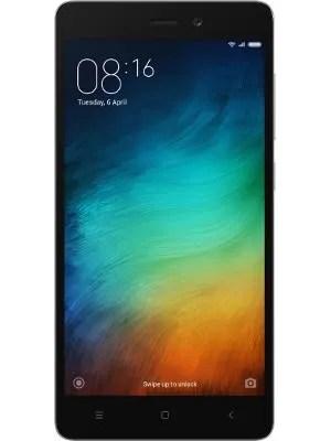 Xiaomi Redmi 3S Price in India, Full Specs (26th January ...