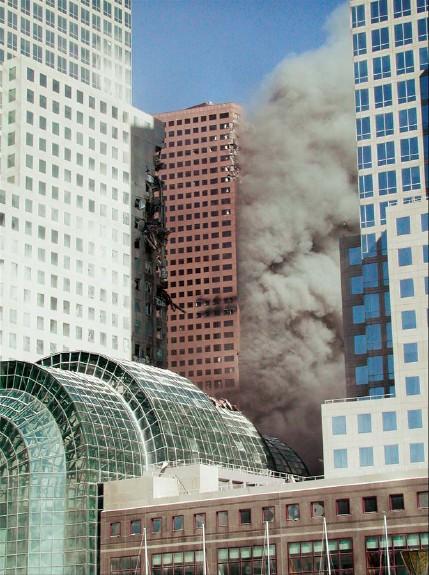 WTC 7 - Back