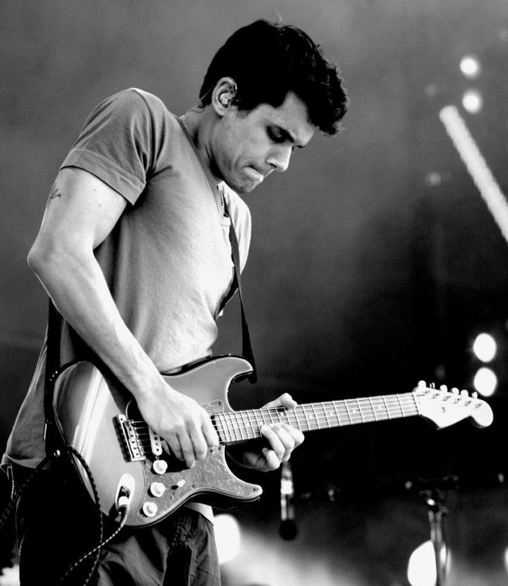 John Mayer Slow Dancing In A Burning Room Live Solo Tab