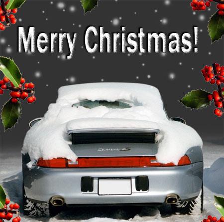 Porsche Forum View Topic Christmas Card