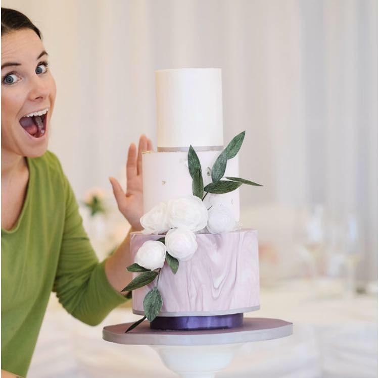 Kim Gordon - Kimmy Cakes - Couture Cake Design