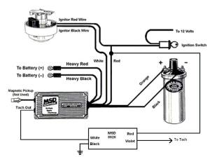 4 3l Msd Spark Plug Wire Diagram  Wiring Diagram And Fuse Box