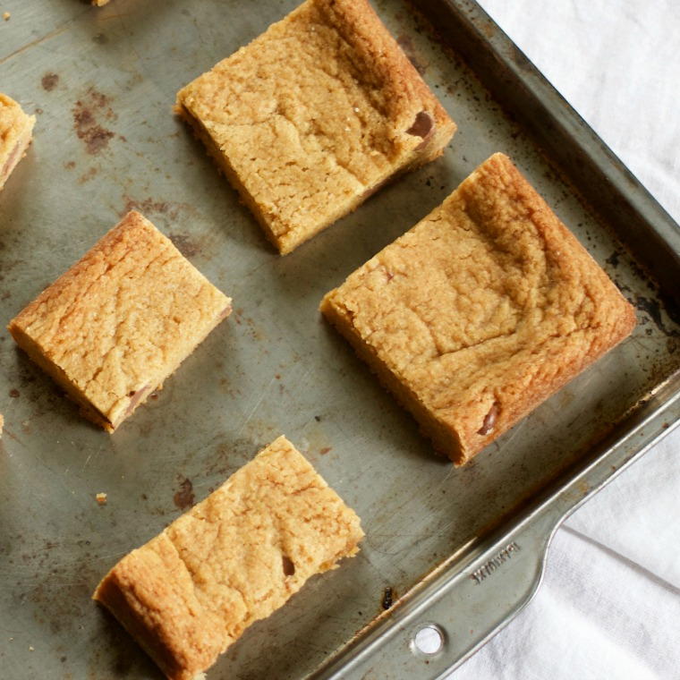 Granny's Blonde Brownies