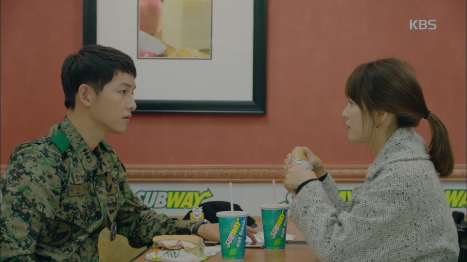 KBS 韓國偶像劇太陽的後裔