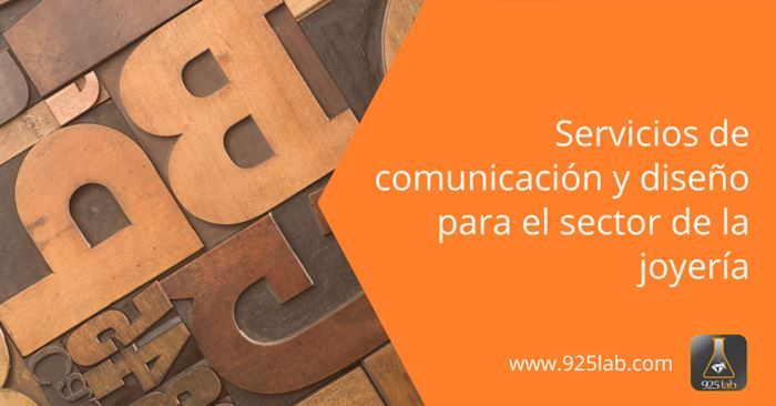 925lab - Comunicación y diseño para el sector de la joyería