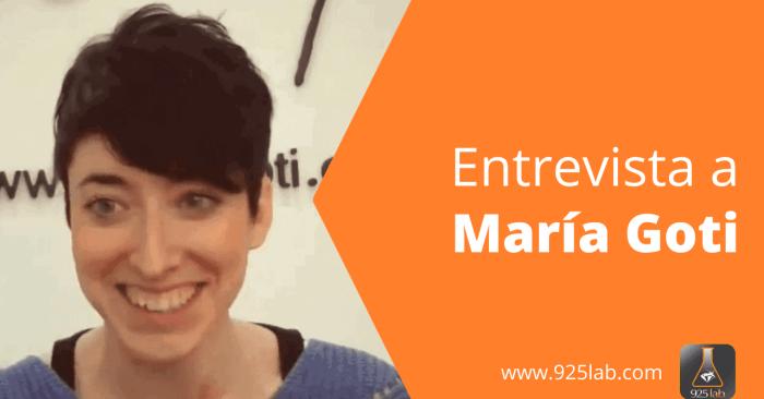 925lab - Entrevista a María Goti: oro Fairmined