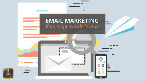 Email marketing para empresas de joyería en España
