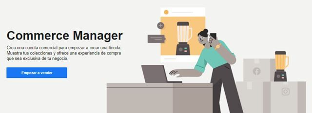 Facebook - Commerce Manager