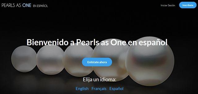 Pearls as One: el curso online de la CPAA sobre perlas de cultivo