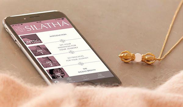 Silatha: dorje y app | Imagen cortesía de Silatha