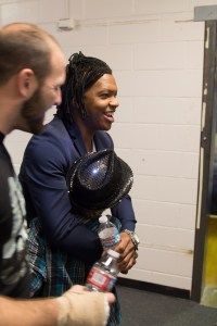 Michael Tait and a Young Fan